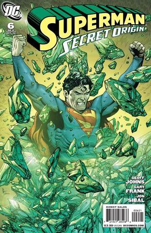 File:Superman - Secret Origin Vol 1 6 Variant.jpg