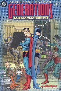 Superman and Batman - Generations 1