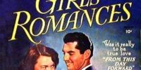 Girls' Romances/Covers