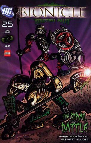 File:Bionicle Vol 1 25 Variant.jpg