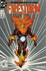 The elemental Firestorm.