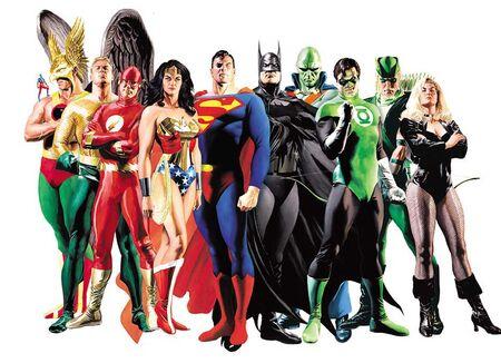 Justice League 0050
