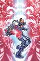 Cyborg Vol 2 9 Textless Variant