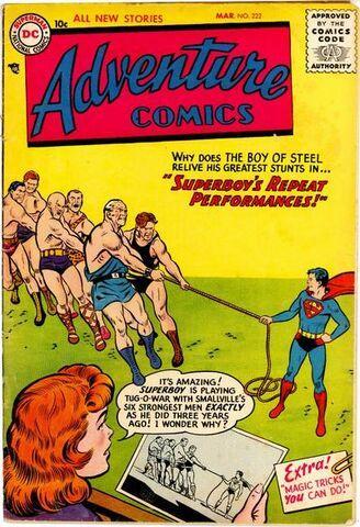 File:Adventure Comics Vol 1 222.jpg