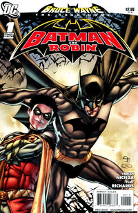 Bruce Wayne- The Road Home- Batman and Robin