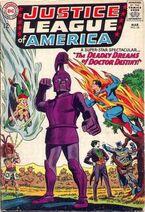 Justice League of America Vol 1 34