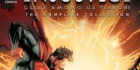 Injustice: Gods Among Us Year One - The Complete Collection (Collected)