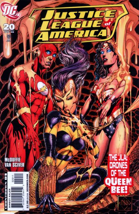 Justice League of America Vol 2 20 | DC Database | FANDOM ...
