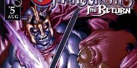 Thundercats: The Return Vol 1 5