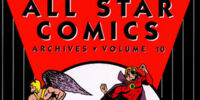All-Star Comics Archives Vol. 10 (Collected)