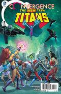 Convergence New Teen Titans Vol 1 2