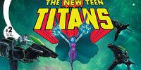 Convergence: New Teen Titans Vol 1 2