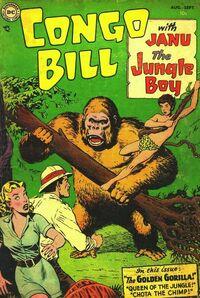 Congo Bill Vol 1 1