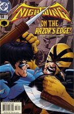 Nightwing Vol 2 58