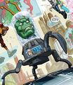 Ambush Bug (Justice League 3000) 001