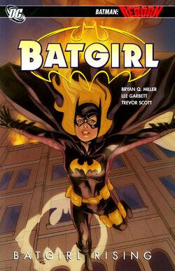 Cover for the Batgirl: Batgirl Rising Trade Paperback