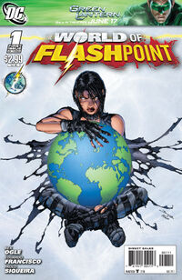 Flashpoint World of Flashpoint Vol 1 1