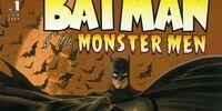 Batman and the Monster Men Vol 1