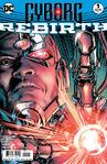 Cyborg: Rebirth Vol 1 1