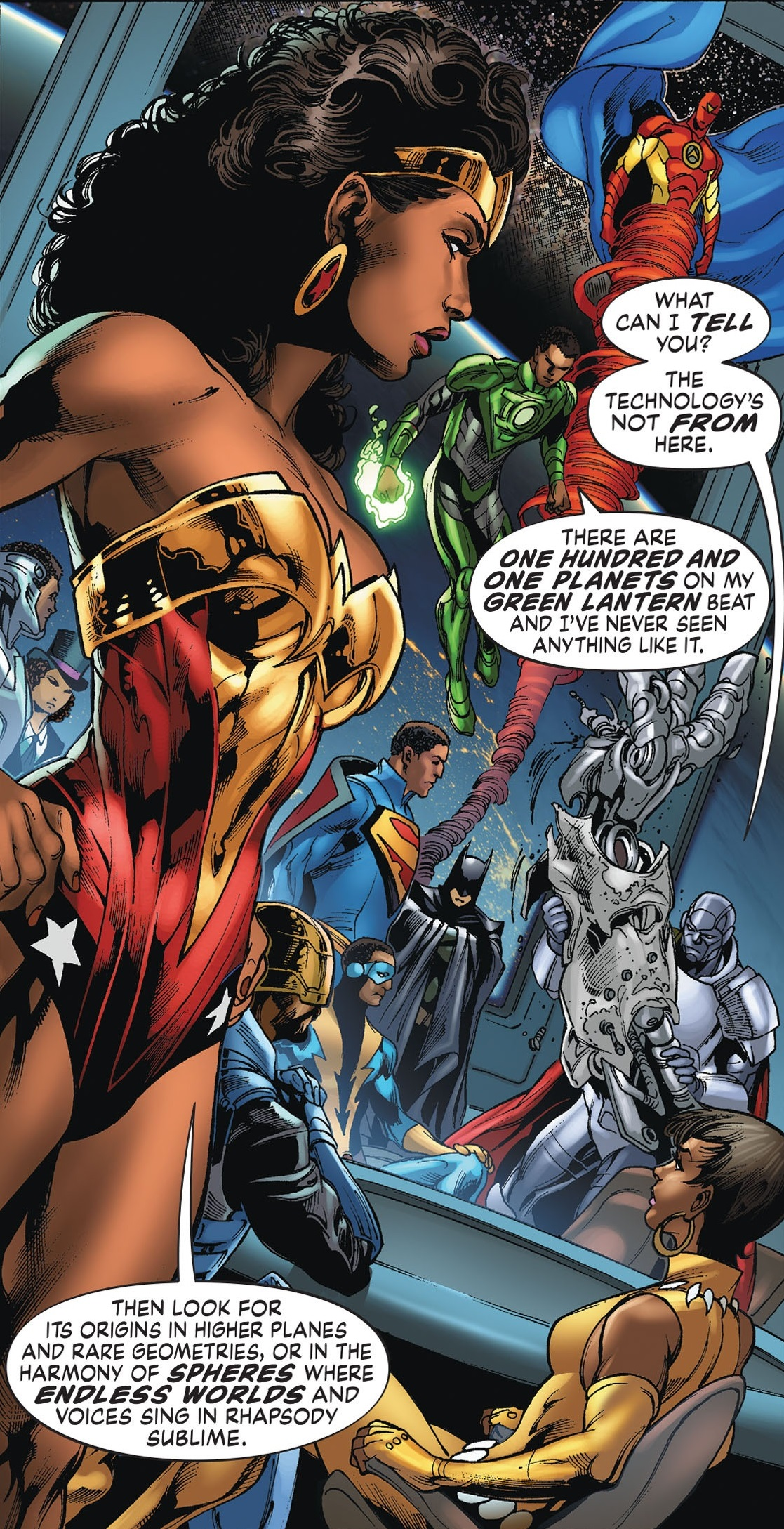 Justice League (Earth 23) | DC Database | FANDOM powered ...