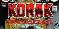 Korak Son of Tarzan Vol 1 49