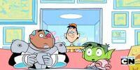 Teen Titans Go! (TV Series) Episode: Hey Pizza!