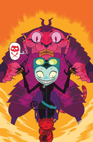 File:Catwoman Vol 4 42 Textless Teen Titans Go! Variant.jpg