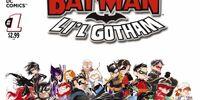 Batman: Li'l Gotham/Covers