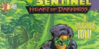 Green Lantern/Sentinel: Heart of Darkness/Covers