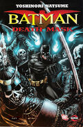 Batman Death Mask Vol 1 3