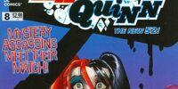 Harley Quinn Vol 2 8