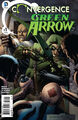 Convergence Green Arrow Vol 1 1