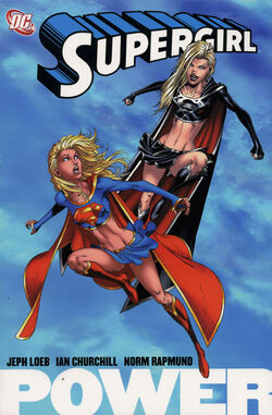 Cover for the Supergirl: Power Trade Paperback