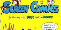 Real Screen Comics Vol 1 39