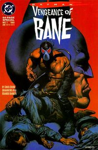 Batman Vengeance of Bane 1