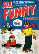 All Funny Comics Vol 1 2