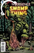 Convergence Swamp Thing Vol 1 1
