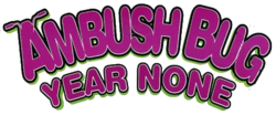 Ambush Bug Year None (2008) Logo