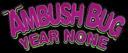 File:Ambush Bug Year None (2008) Logo.png