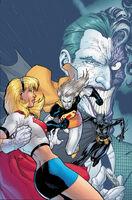 Supergirl Vol 4 63 Textless