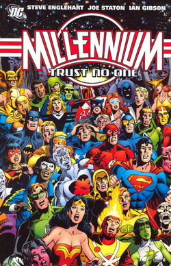 Cover for the Millennium Trade Paperback