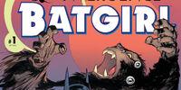 Convergence: Batgirl Vol 1 1
