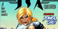 JSA Classified/Covers