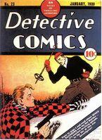 Detective Comics 23