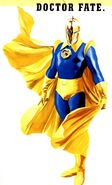 Doctor Fate 0001