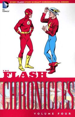 Cover for the The Flash Chronicles Vol. 4 Trade Paperback