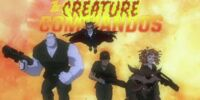Creature Commandos (Shorts)