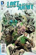 Green Lantern The Lost Army Vol 1 4