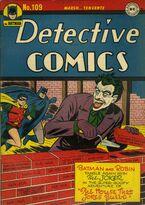Detective Comics 109