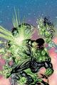 Green Lantern Corps Vol 3 9 Textless